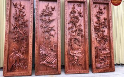 tứ quý gỗ hương (2)